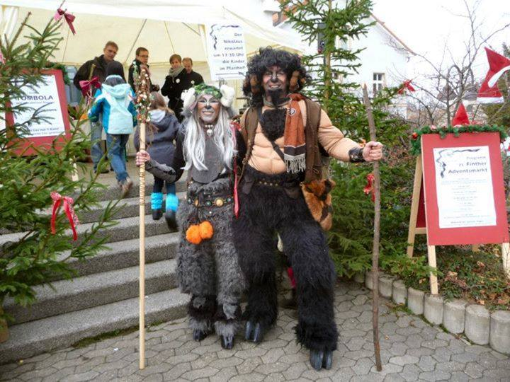 My love and me as Satyr